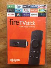 Brand New Gen-2 Amazon Fire TV Stick Alexa Voice Remote Streaming Media Player