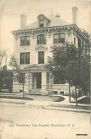 C-1910 Amsterdam City Hospital New York Postcard Rotograph 4637