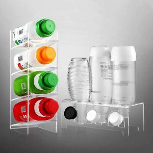 ecooe Abtropfhalter Abtropfständer für SodaStream Crystal & Sodastream Sirup DHL