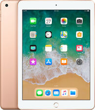 "Apple iPad 2018 9.7"" Tablet (6th Generation, 32GB, Wi-Fi Only, Gold)"