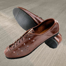 Proou Lombardia Touring retro cycling shoes