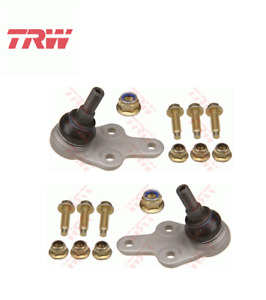OE 2x FOR FORD C-MAX FOCUS/ Front Lower L+R  Ball Joint (21mm Ball Pin) TRW