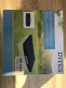 Intex Pool Cover 3x2m (6941057404011)