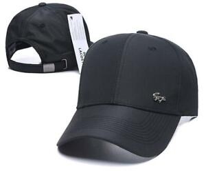 Men Women Crocodile Baseball Cap Snapback Training Golf Cap Adjustable Sport Hat