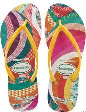 DressNStyle NWT Original HAVAIANAS Adrianna Barra Slippers Flip-Flops Size35 FH