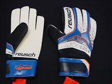 New Reusch PULSE RG Soccer Goalie Keeper Gloves Adult 9 3670830S Blue