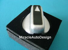 FREE SHIPPING - MERCEDES BENZ W124 W202 W126 METAL HEAD LIGHT SWITCH COVER