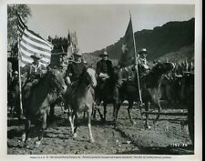 "Rock Hudson Taza Son Of Cochise Original 8x10"" Photo #X69"