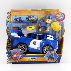 PAW Patrol The Movie Chase Deluxe Fahrzeug 20134759 NEU/OVP Auto