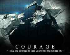 Stock Market Motivational Poster Print Chicago New York Stock Exchange MVP538