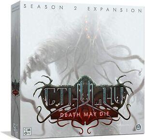 Cthulhu: Death May Die - Season 2 Expansion CMoN