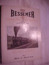 1969 Book, THE BESSEMER AND LAKE ERIE RAILROAD 1869-1969 by Beaver