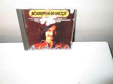 BOUDEWIJN DE GROOT - GROOTSTE HITS rare Dutch cd (Made Germany) 12 songs 1966