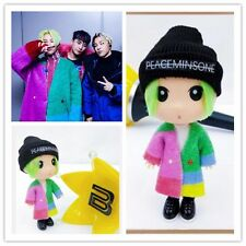 KPOP BIGBANG G-dragon FXXK IT Doll GD Figure Model Toy Collection Handmade