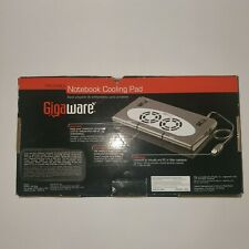 Gigaware Foldable Notebook Cooling Pad NEW