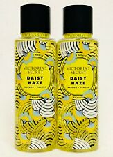 2 Victoria's Secret DAISY HAZE Bamboo Vanilla Fragrance Mist Body Spray Perfume