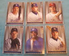 1997 DONRUSS STUDIO Lot Of 18 Cards