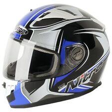 Nitro Full Face Scooter Motorcycle Helmets