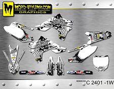 Yamaha YZf 450 sticker kit graphics '10-13