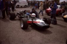 PHOTO  BRIAN REDMAN  F1 COOPER T86 BRM V12 IN WHICH HE CONTESTED GRANDS PRIX IN