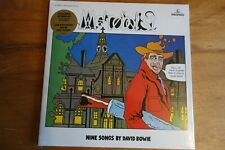DAVID BOWIE METROBOLIST LP 180G VINYL RECORD PLAYED ONCE NEW RELEASE PLAY TESTED