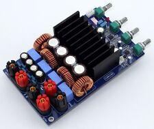 TAS5630 2.1 Class D 300W+150W+150W Tone adjust Amplifier amp board