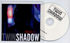 TWIN SHADOW You Call Me On 2012 UK 1-trk promo test CD 4AD