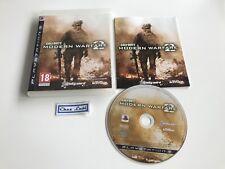 Call Of Duty Modern Warfare 2 - Sony PlayStation PS3 - PAL FR - Avec Notice