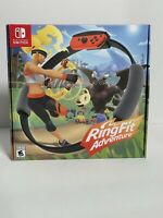 Nintendo Switch Ring Fit Adventure FAST SHIPPING!