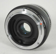 Vivitar 2X Teleconverter for Canon FD Mount