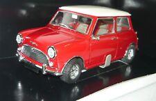 Solido Prestige 8022, Mini Cooper, rot/weiß, ca. 1/18 ,NEU & in OVP