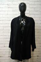 LUISA SPAGNOLI Maglione Lungo Felpa Donna Taglia 50 Pullover Sweater Cardigan