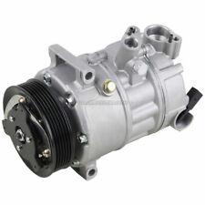 AC Compressor & A/C Clutch For VW Golf GTI Jetta Passat Tiguan Audi A3 Q3 TT A4