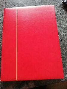 China - 15 Seiten - Nachlassbuch wie gefunden - alles abgebildet.