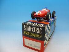 Scalextric C88 Cooper En Rojo, En Caja Y Coche En Estupendo Estado