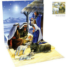 3D Pop Up Greeting Card from Up With Paper - HOLY CHILD - UP-WP-C-945