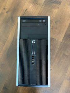 HP Compaq 6200 Pro MT Desktop 16GB RAM Core i5 320GB HDD