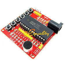 ISD1700 series Voice Recording Module Class ISD1760 Voice Module AVR Arduino PIC