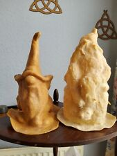 2 LARGE GNOME LATEX MOULDS