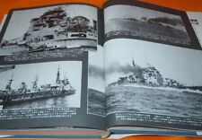 THE IMPERIAL JAPANESE NAVY 6 Heavy Cruisers II book TAKAO ATAGO CHOKAI #0917