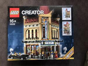 NEW SEALED Lego Creator Palace Cinema 10232 BNIB. FREE SHIPPING