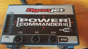 BMW K1200 R S gt K1300  Dynojet Power Commander PCIII USB