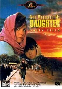 NOT WITHOUT MY DAUGHTER New Dvd SALLY FIELD ***