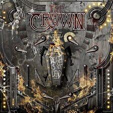 THE CROWN - DEATH IS NOT DEAD  CD NEU