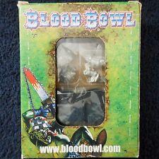 2002 Ogre Team Bloodbowl 5th Edition Big Guy Games Workshop Fantasy Player Ogor