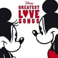 Disney's Greatest Love Songs - Various Artists (NEW 2CD)