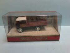 Models of  Yesteryear 1917 Yorkshire steam type  wagon with beer barrels boxed