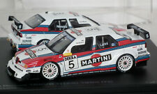 HPI Racing Alfa Romeo 155 V6 Ti 1996 ITC Martini Pair Box Set 1/43 8092