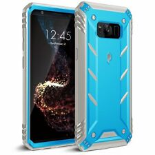 POETIC For Samsung Galaxy S8 Case [Revolotion Series] Shockproof TPU Cover 3 CLR