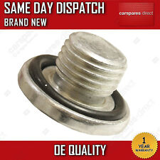 BRAND NEW OIL SUMP PLUG FIT FOR A VAUXHALL ASTRA, AGILA, CORSA, VECTRA, ZAFIRA